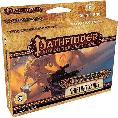 Pathfinder Adventure Card Game: Shifting Sands Adventure Deck