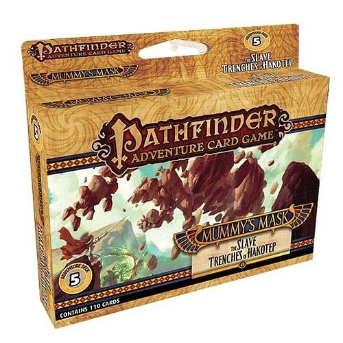 Pathfinder Adventure Card Game: The Slave Trenches of Hakotep Adventure Deck