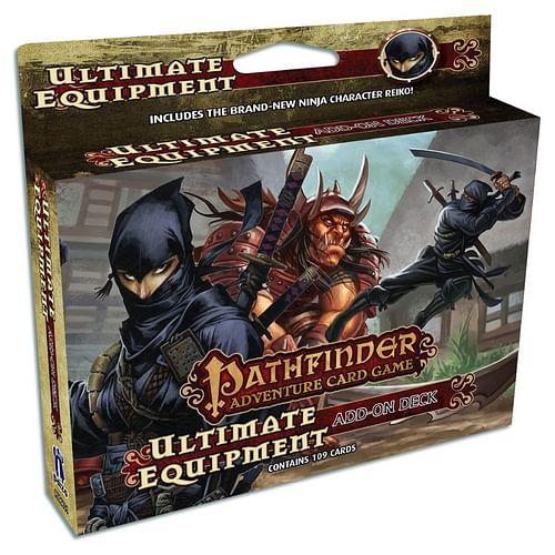 Pathfinder Adventure Card Game: Ultimate Equipment Add-On Deck