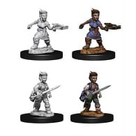 Pathfinder Battles: Deep Cuts Miniatures - Hobití zlodějky