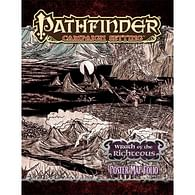 Pathfinder Campaign Setting: Wrath of the Righ. Poster Map Folio