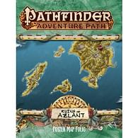 Pathfinder Chronicles: Ruins of Azlant Poster Map Folio