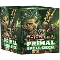 Pathfinder (druhá edice): Spell Cards: Primal