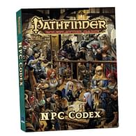 Pathfinder: NPC Codex (kapesní vydání)