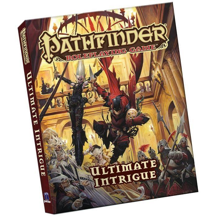 Pathfinder RPG: Ultimate Intrigue (kapesní vydání)