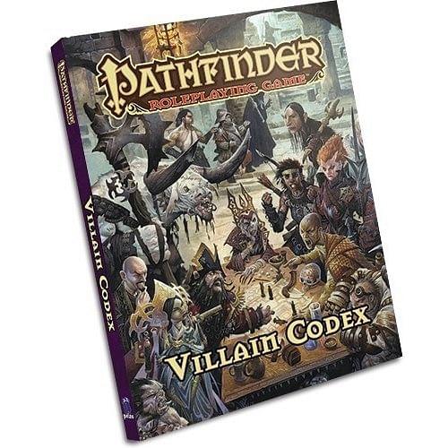 Pathfinder RPG: Villain Codex