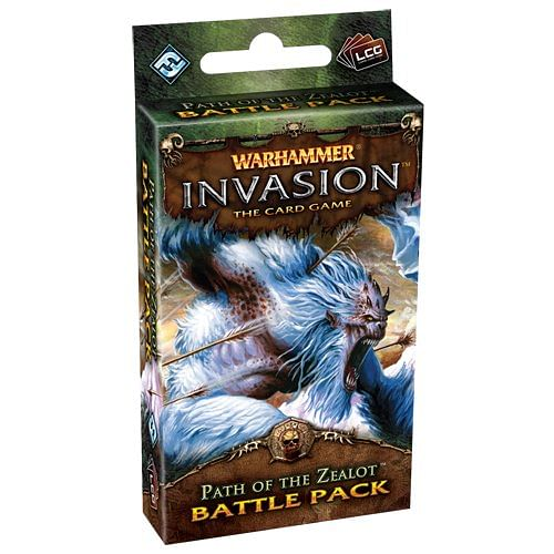 Warhammer Invasion LCG: Path of the Zealot