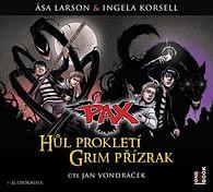 Pax - Hůl prokletí & Grim přízrak - audiokniha (1 CD)
