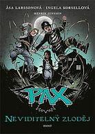 PAX - Neviditelný zloděj