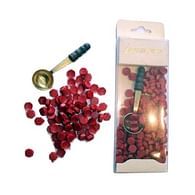 Pečetní vosk - granule + lžička