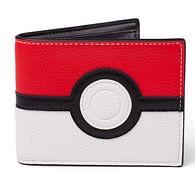 Peněženka Pokémon - Pokeball Bifold