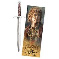 Pero a záložka Hobbit - Žihadlo Bilba Pytlíka