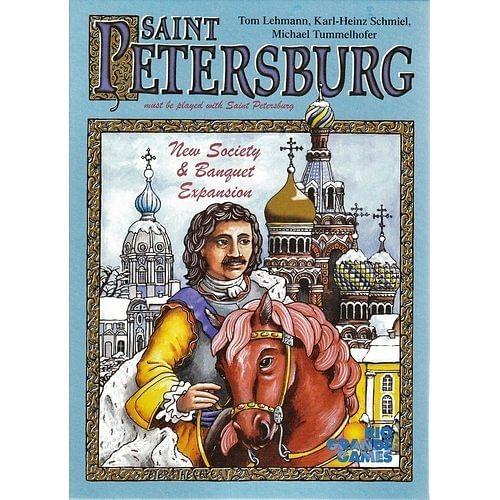 Sankt Petersburg - rozšíření