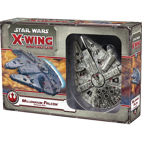 Star Wars: X-Wing Miniatures Game - Millennium Falcon
