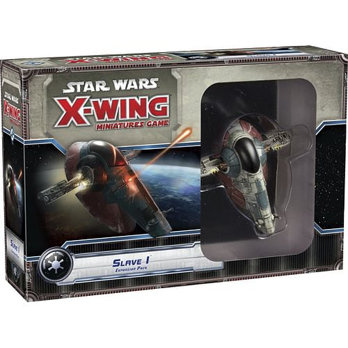 Star Wars: X-Wing Miniatures Game - Slave I
