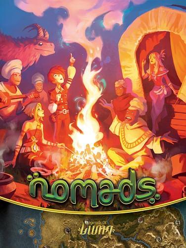 Nomads desková hra 2017