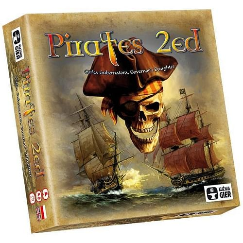Pirates 2 ed. - Governor's Daughter