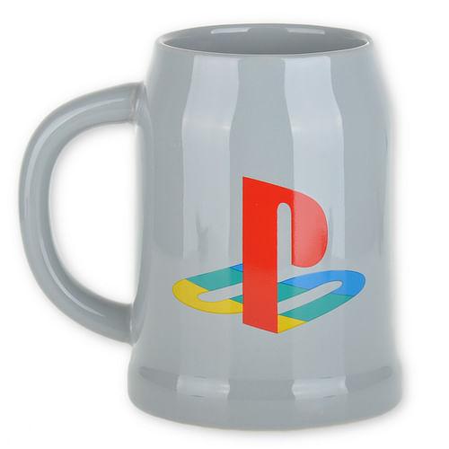GB eye Pivní korbel Playstation Classic 600ml