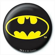 Placka DC Comics - Batman Logo