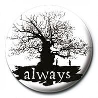 Placka Harry Potter - Navždy