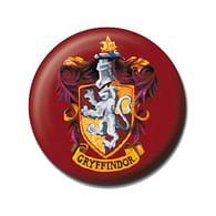 Placka Harry Potter - Znak Nebelvíru