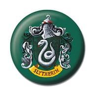 Placka Harry Potter - Znak Zmijozelu