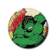 Placka Marvel Comics - Hulk