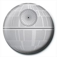 Placka Star Wars - Death Star