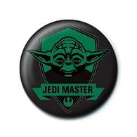 Placka Star Wars - Jedi Master