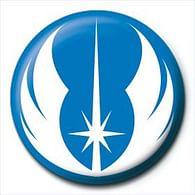 Placka Star Wars - Jedi Symbol