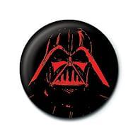 Placka Star Wars - Vader Sketch