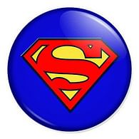 Placka Superman - Logo