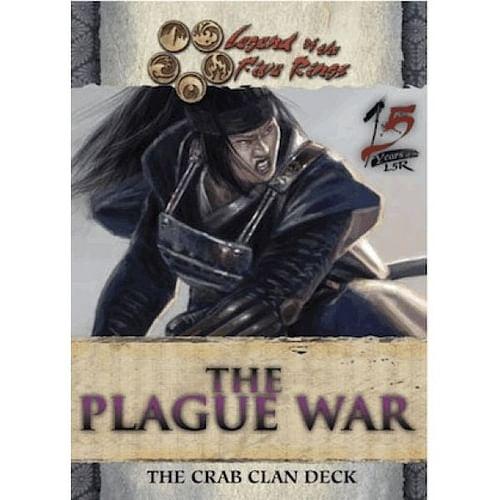 L5R: Plague War - Crab Clan Deck