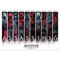 Plakát Assassin's Creed - Asasíni
