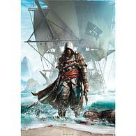 Plakát Assassins Creed - Edward