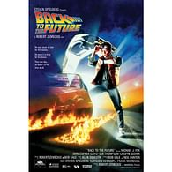 Plakát Back to the Future - One-Sheet