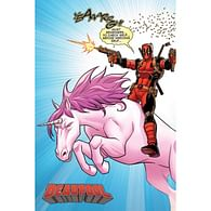 Plakát Deadpool - Unicorn