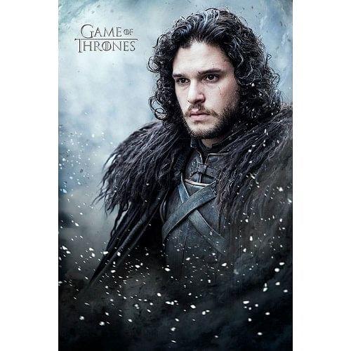 Pyramid International Plakát Game of Thrones - Jon Snow