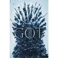 Plakát Game of Thrones - Throne Of The Dead