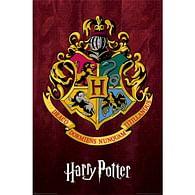 Plakát Harry Potter - Bradavická škola čar a kouzel