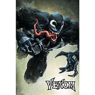 Plakát Marvel: Venom - Leap