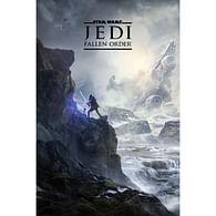 Plakát Star Wars Jedi - Fallen Order