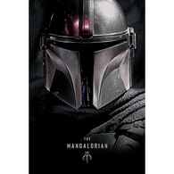 Plakát Star Wars: Mandalorian - Dark