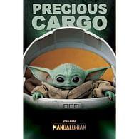 Plakát Star Wars: Mandalorian - Precious Cargo