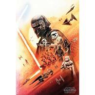Plakát Star Wars: Rise of Skywalker - Kylo Ren
