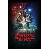 Plakát Stranger Things - One Sheet