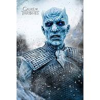 Plakát Game of Thrones - Night King