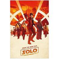 Plakát Star Wars Solo: Millennium Teaser