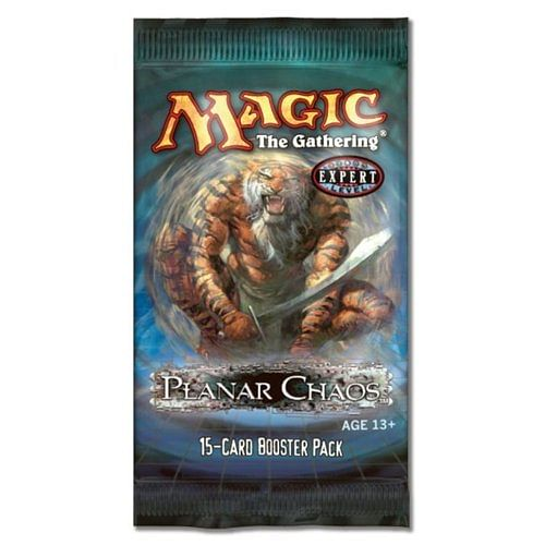 Magic: The Gathering - Planar Chaos booster