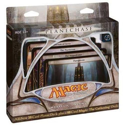 Magic: The Gathering - Planechase Deck: Metalic Dreams